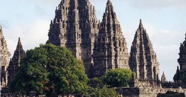 The remains of more than two hundred temples, dating to the ninth century, make up the Prambanan site. travel Indonesia