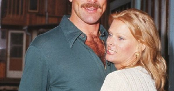 tom selleck w 1st wife jacqueline ray tom selleck