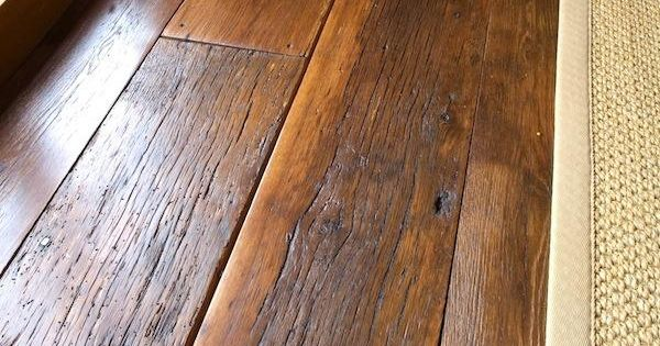 Laminate Flooring Wide Plank Distressed Reclaimed