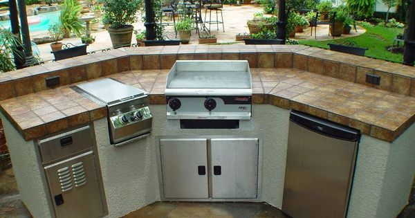 Defiantly Putting That Little Hibachi Grill In Our Countertop In