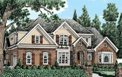 Appleton Chase B Home Plans And House Plans By Frank