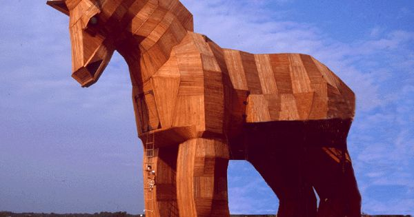 A trojan horse (named after greek myth) is a program that ...