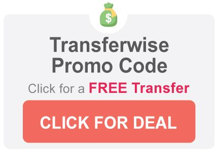 Transferwise Promo Code How To Get A Free 4500 Transfer