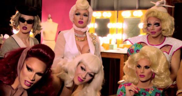 Max Pearl Trixie Mattel Miss Fame Violet Chachki And Katya