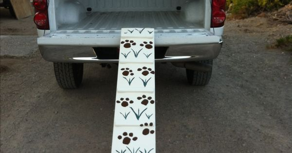 Dog Ramp Plans: Homemade, Dogs And