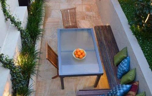10 ideas para decorar un patio muy peque o patio peque o - Patio pequeno ideas ...