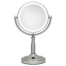Lighted Makeup Mirror, Best Vanity Mirror With Lights Canada