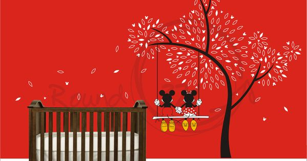faux painting nursery ideas disney | Disney fanatics out there? Here at