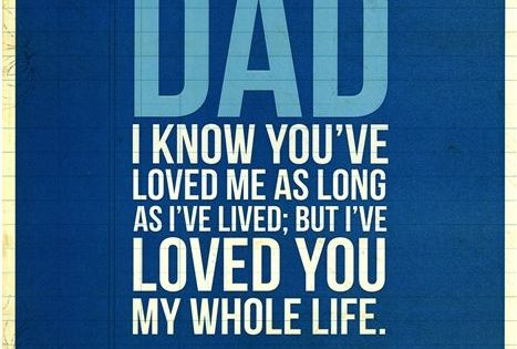 For my Dad, I Love you  I miss you so   Quotes at Repinned net