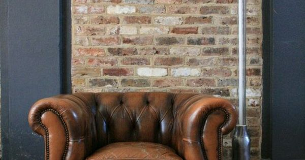 chesterfield armchair leather chairs leather chair retro chair design armchair home family. Black Bedroom Furniture Sets. Home Design Ideas