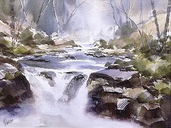 Ron Ranson Paintings Avec Images Art Aquarelle Paysage Aquarelle