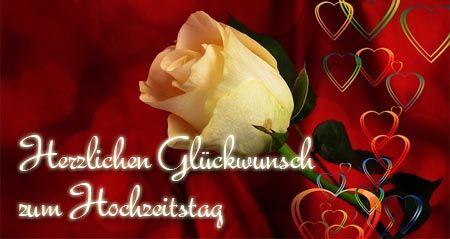 Romantisches Bild Zum Jubilaum Der Ehe Gluckwunsche Zum Hochzeitstag Hochzeitstag Wunsche Wunsche Zum Hochzeitstag