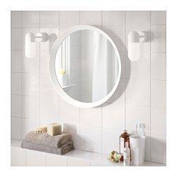 Specchi Ikea Da Bagno.Langesund Specchio Bianco 50 Cm Specchi Bagno Specchi E Idee Ikea