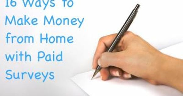 how to make money from surveys