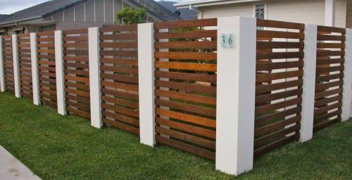 Brick Fences Google Search Fence Design Wood Fence Design Brick Fence