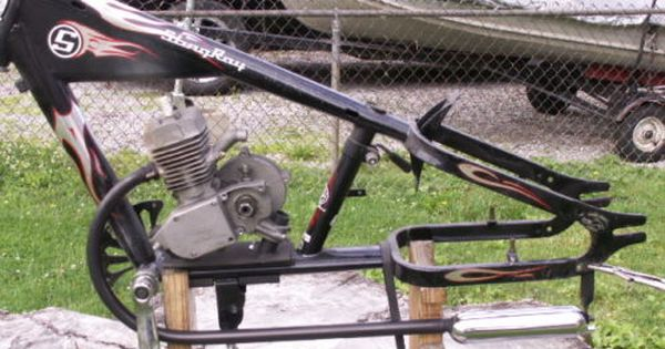 Details About Schwinn Occ Chopper Bicycle Exhaust Mod Kit Occ Choppers Schwinn Chopper