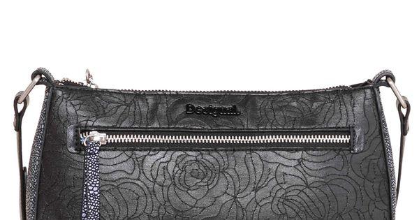 Desigual černá kabelka Mumbai Fridyay - Dámské Kabelky 14f951f511a