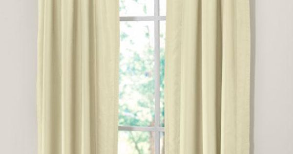 Curtains for living room drapery curtain curtain ideas for living - Martha Stewart Living Faux Silk Drapery Panel 29 Ideas