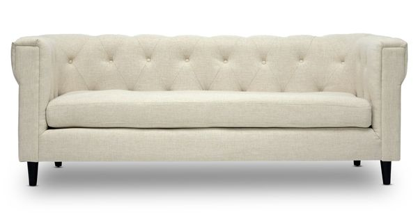 $673 CORTLAND SOFA Bring stately elegance to your living room or parlor
