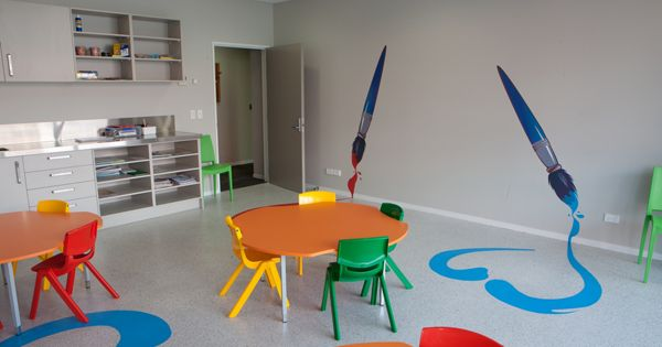 Children's Art Room | Ronald McDonald House Wellington ...