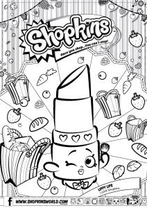 Shopkins Free Downloads Shopkin Coloring Pages Shopkins Colouring Pages Shopkins