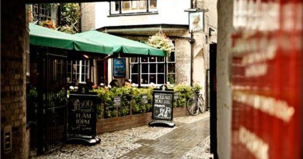 The Eagle Pub Inn In Cambridge Cambridge Visit Cambridge A