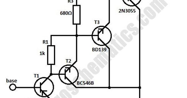 pnp high gain transistor