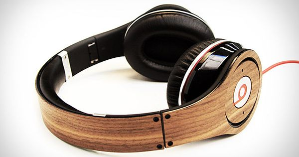 Lazerwood Beats Studio walnut