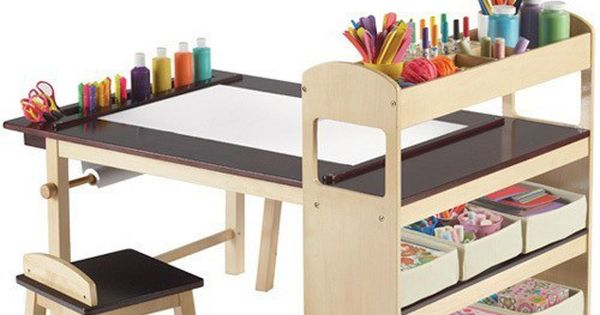 Decoration, Kids Art Table Design Ideas: Have A Perfect Of Kids' Room