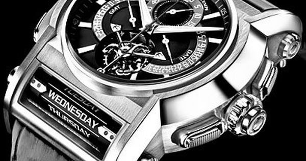 Top 10: Luxury Watches