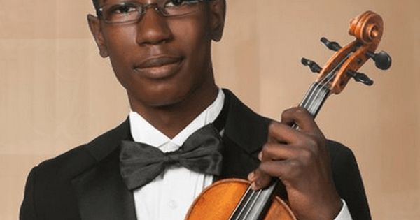 Andrew Koonce Andrew Is A Master Violinist Based Out Of Atlanta He Was Named Concertmaster Of The Georgia Musi African History Black History Month Black Kids