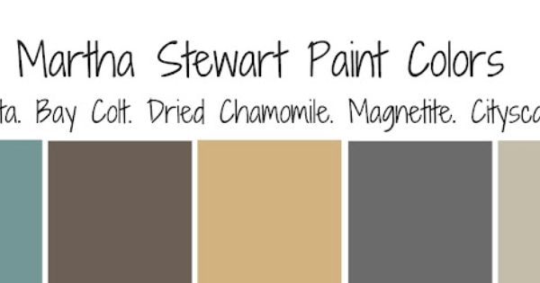 Martha Stewart Paint Colors Nice Pallet Living Room Rules Pinterest Martha Stewart Paint