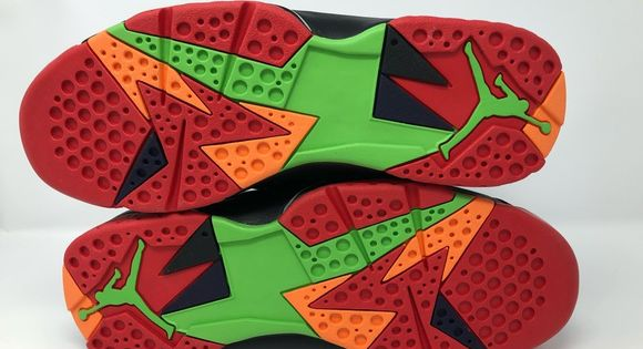 new arrival feb0d 94e2f NEW Nike Air Jordan Retro 7 Marvin The Martian Nike Air Jordan Retro 7 VII  SZ 11.5 Marvin The Martian OG Raptors 304775-029 100% Auth…