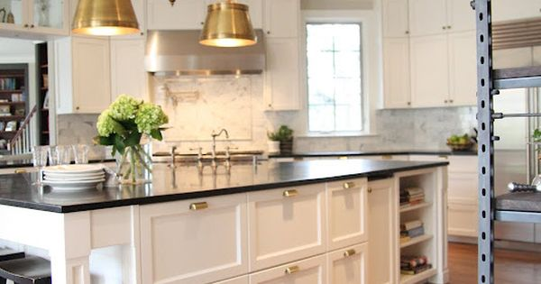 M e beck design kitchen with sloane double island light in for Kitchen design visualiser