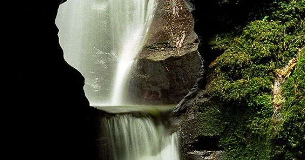 15 Beautiful Waterfalls From Around the World, St Nectan's Glen Waterfalls, Cornwall,