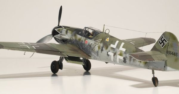 MORE BF 109 ACES OF THE RUSSIAN FRONT Osprey Aircraft Of The Aces 76 John Weal