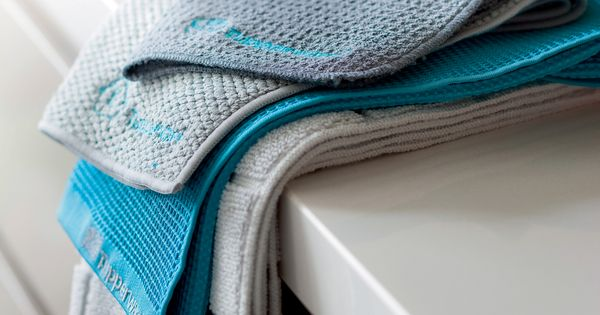 A Clean Wash And Dust With Tupperware Microfiber Cloths