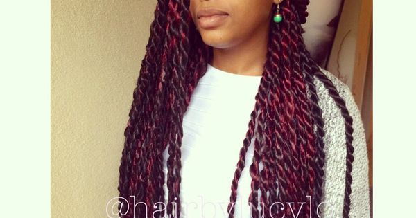 Benefits Of Crochet Box Braids : ... Hair Styles Pinterest Photos, Braids and Big senegalese twists