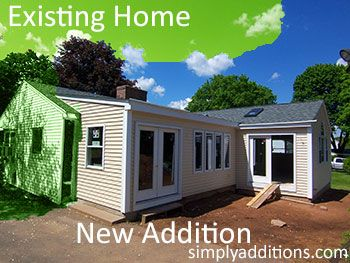 Home Addition Building Home Addition Plans Home Additions Mobile Home Addition