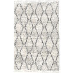 Heka Cream Mix Grau Teppich 200x300 Orientalischer Teppich