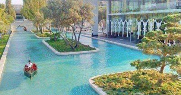 Venice Restaurant Baku Boulevard Baku Azerbaijan Venice Restaurants Beautiful Places To Visit Azerbaijan Travel