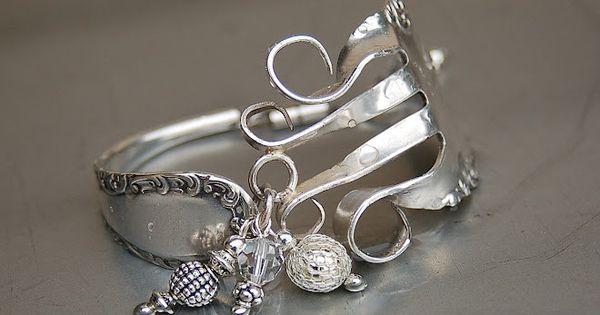 fork jewlery