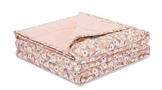 Amazon Com Weighted Idea Adult Weighted Blanket 15 Lbs Queen Size