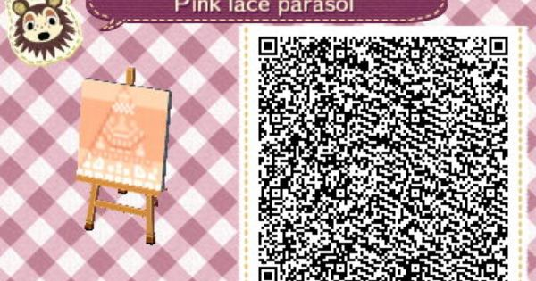animal crossing pink lace parasol animal crossing