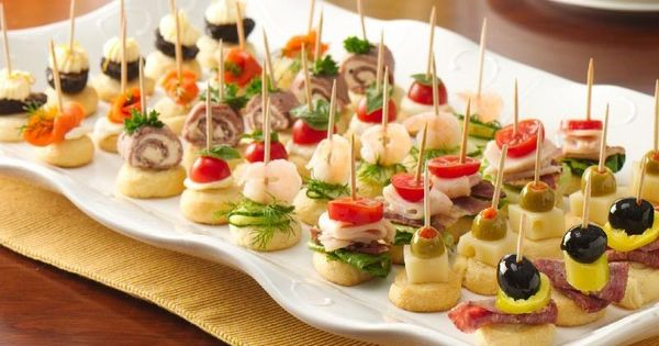 Mini Appetizers Recipes