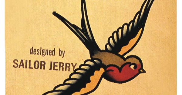 sailor jerry tattoos | Sailor Jerry was a world renowned tattoo artist,
