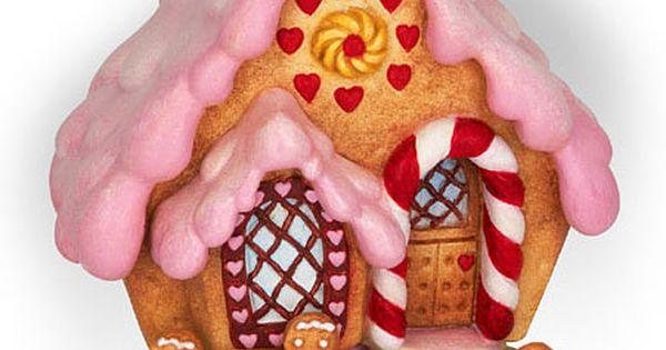 Olszewski Story Book Hanzel & Gretel Candy House