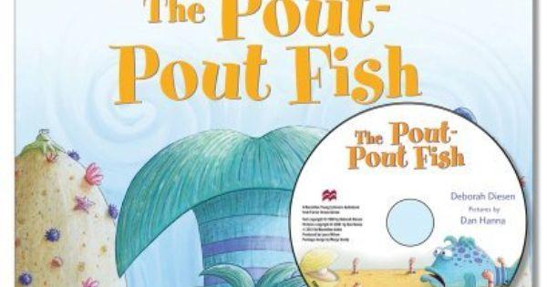 The pout pout fish book cd set pout pout fish for The pout pout fish book