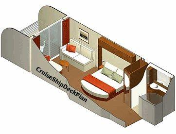 Celebrity Silhouette Balcony Cabin Floor Plan Celebrity Cruise Ships Celebrity Cruises Cruise Ship