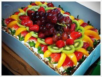 Torta De Frutas Para O Dia Das Maes Receita Com Imagens